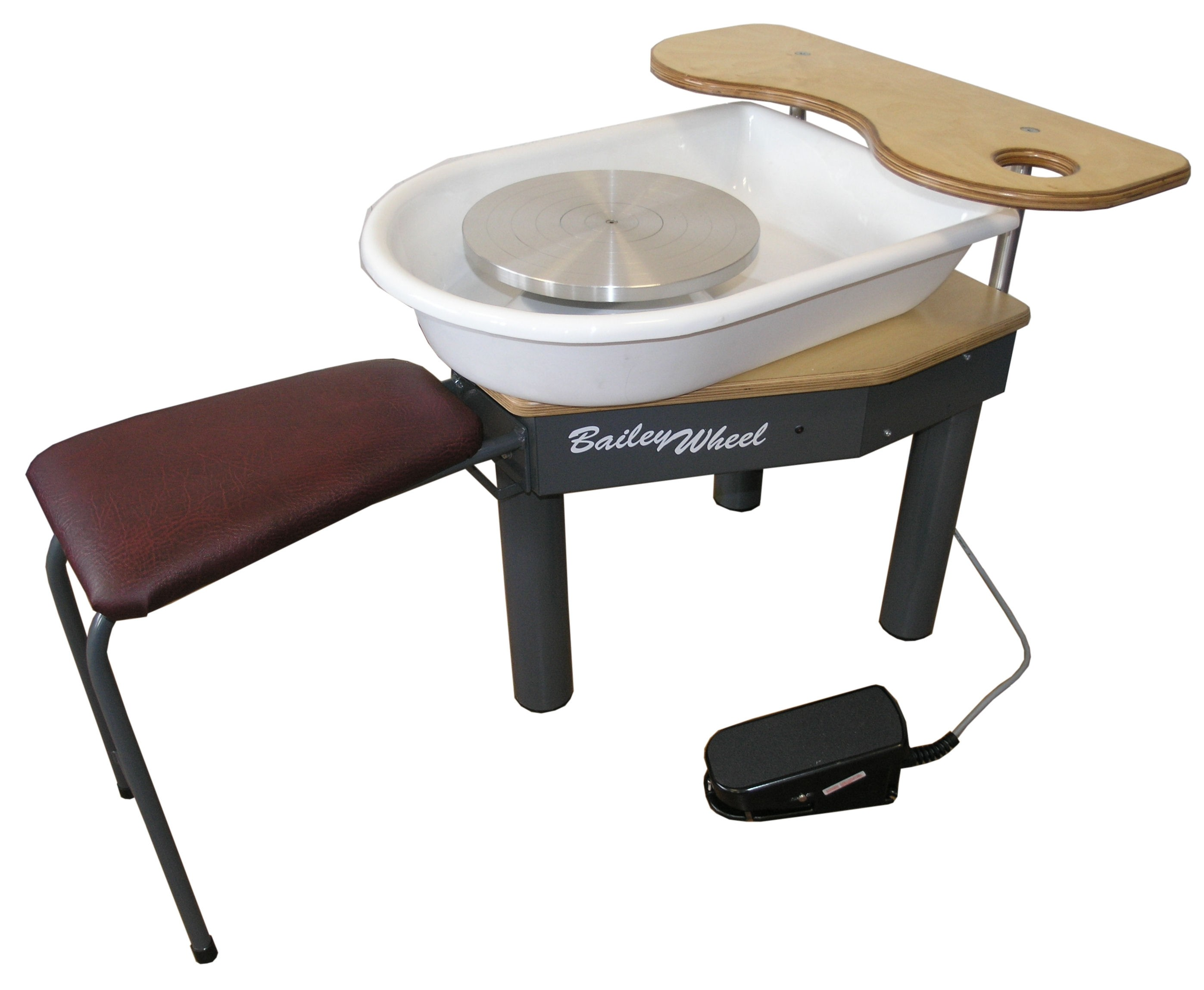 Gladstone G34 Bailey Pottery Wheel - Free UK Delivery
