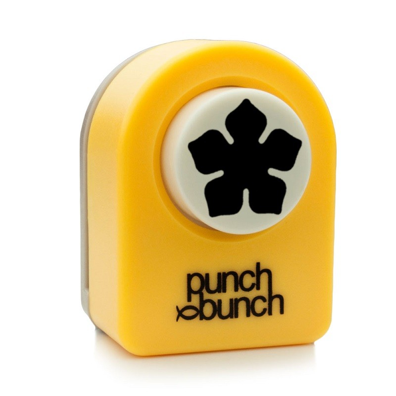Bellflower Craft Punch - Small