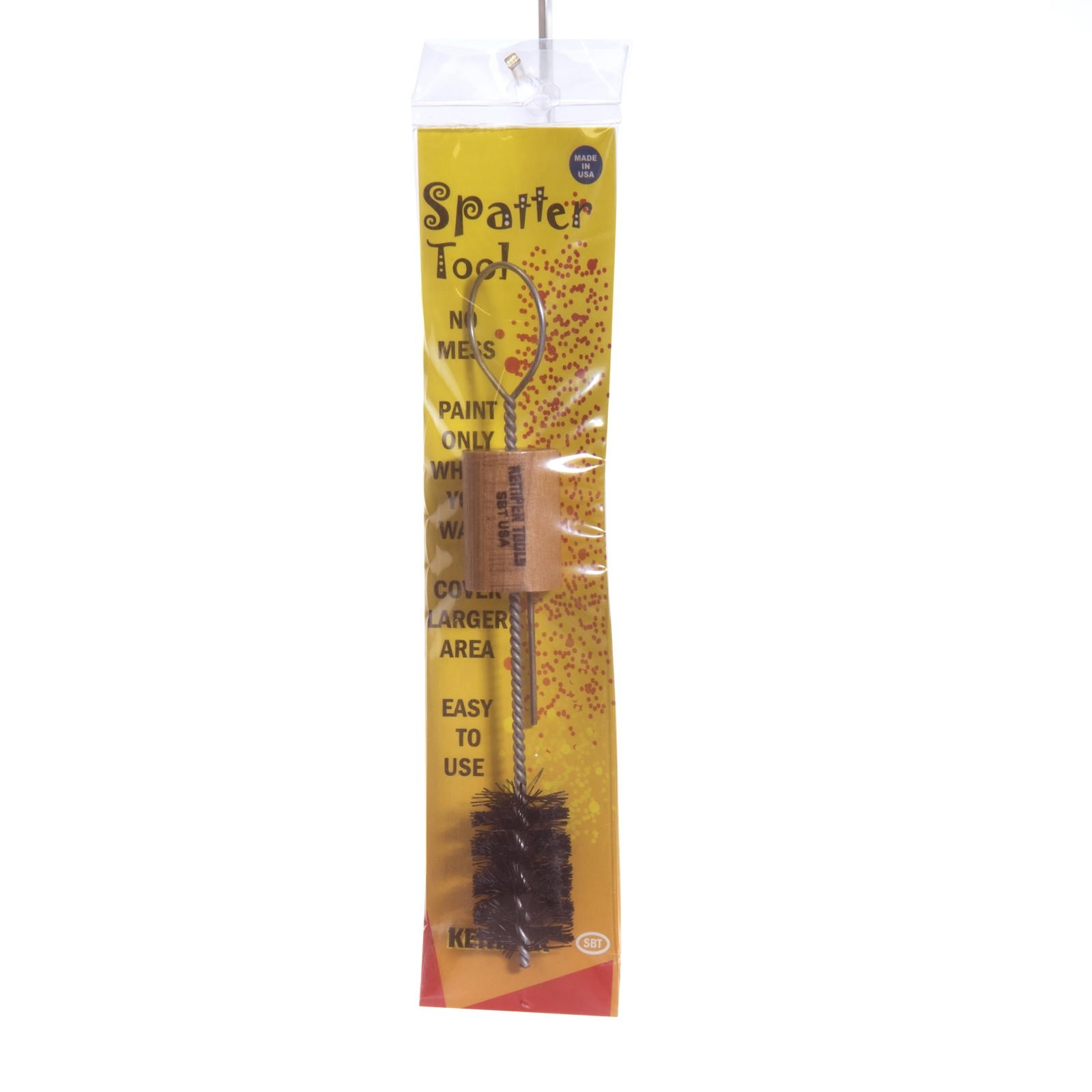 Kemper Spatter Brush