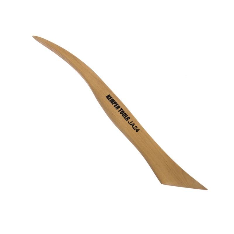 "Kemper 6"" Wooden Modelling Tool-JA24"