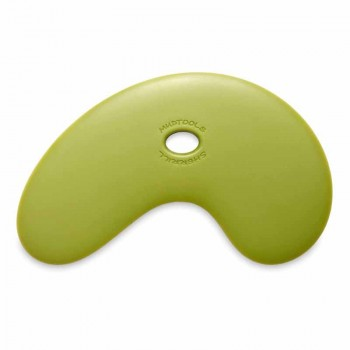 Mudtools Medium Flex Large Bowl Rib - Green