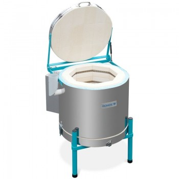 Rohde Ecotop 43L Pottery Kiln - Free Delivery
