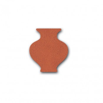 Standard Red Terracotta Grogged - 20% Clay