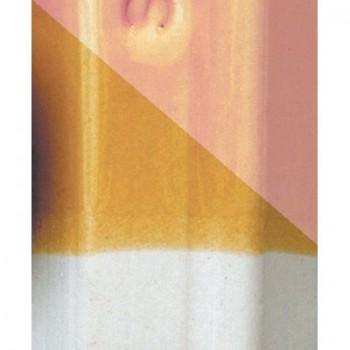 Scarva Decorating Slip: Teal Orange DS1008