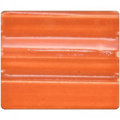 Spectrum Stoneware Glaze: Coral 1109
