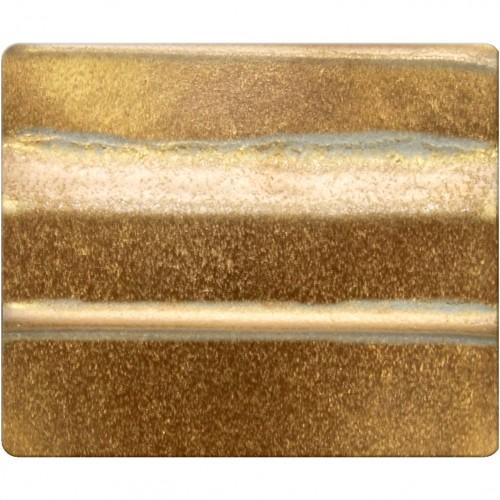 Spectrum Stoneware Glaze: Gold 1112