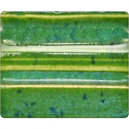 Spectrum Stoneware Glaze: Texture Kiwi 1140