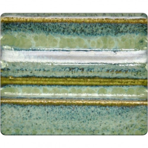 Spectrum Stoneware Glaze: Texture Dark Cloud 1183