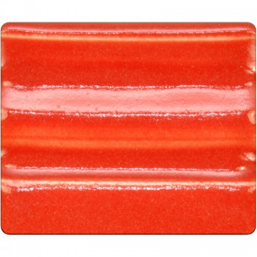 Spectrum Stoneware Glaze: Christmas Red 1194