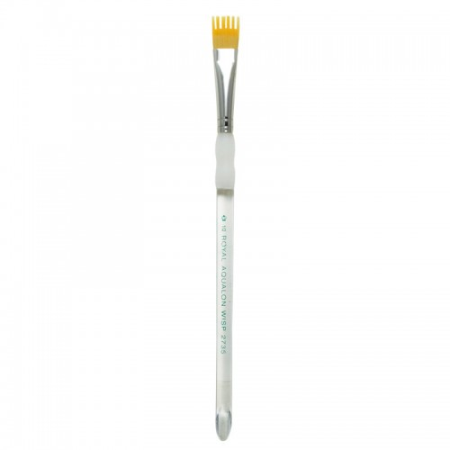 "1/2"" Flat Wisp Brush"