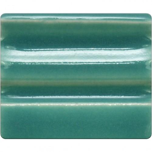 Spectrum Cone 9-10 Glaze: Turquoise 1207