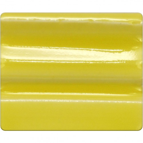 Spectrum Cone 9-10 Glaze: Yellow 1254