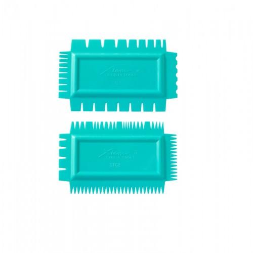 Xiem Soft Texture Comb Set A