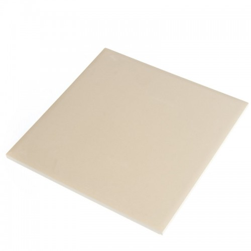 "6"" Ceramic Bisque Tile"