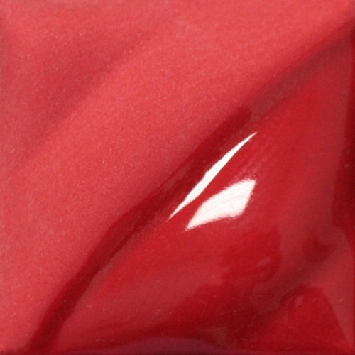 Amaco Velvet Underglaze - Bright Red