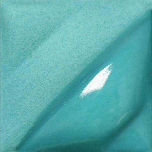Amaco Velvet Underglaze - Turquoise Blue