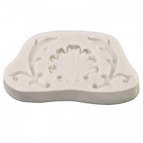 Silicone Mould - Baroque Shell