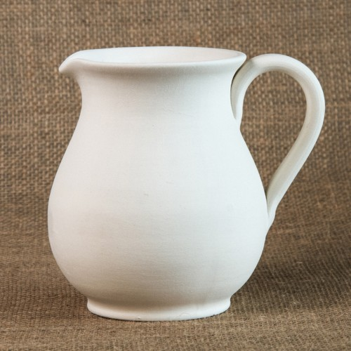 Bisque Small Jug