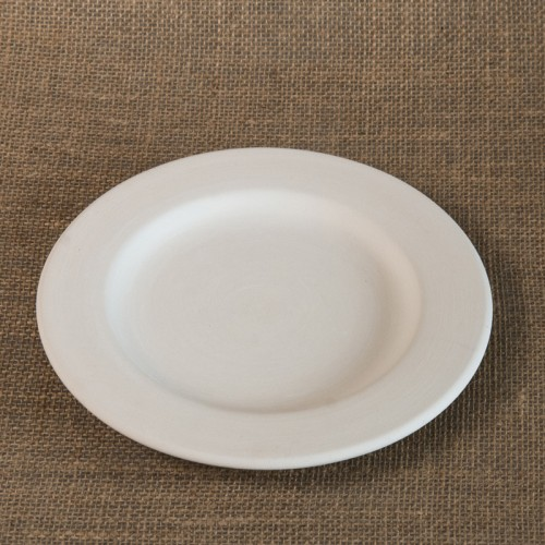Bisque Rimmed Side Plate
