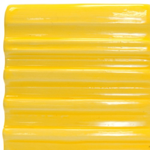 Vitraglaze Earthenware Glaze: Bright Yellow