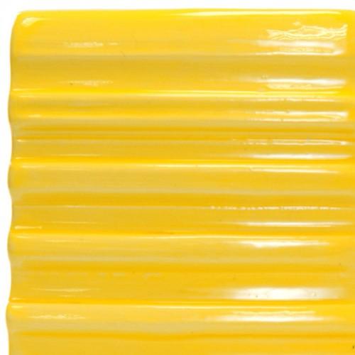 Vitraglaze Earthenware Glaze: Bright Yellow