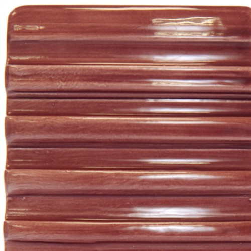 Vitraglaze Earthenware Glaze: Deep Crimson