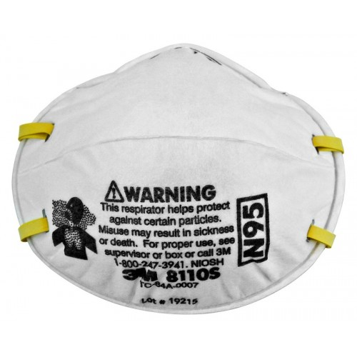 Dust Masks, Economy Pack of 3
