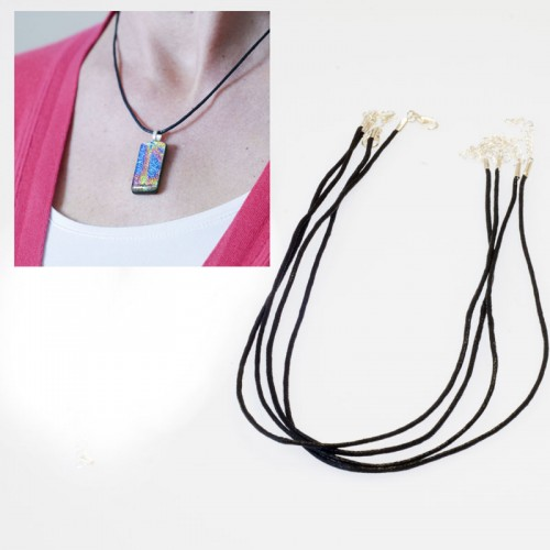Economy Cord Necklets - Pack of 5