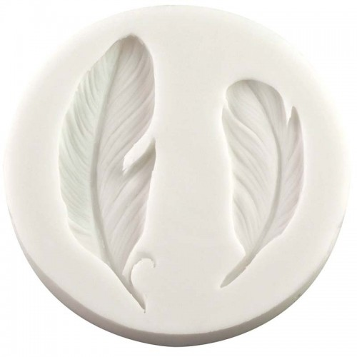 Silicone Mould - Feathers