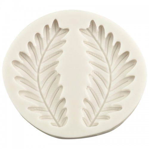 Silicone Mould - Fern Fronds