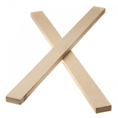 Rolling Pin Guides - 12mm