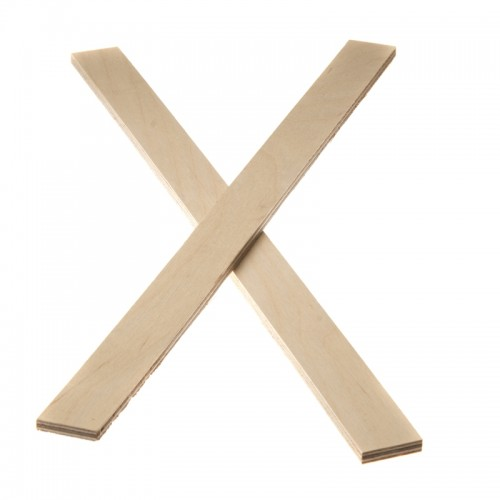 Rolling Pin Guides - 6mm