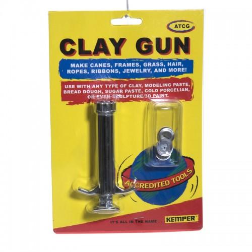 Kemper Clay Gun
