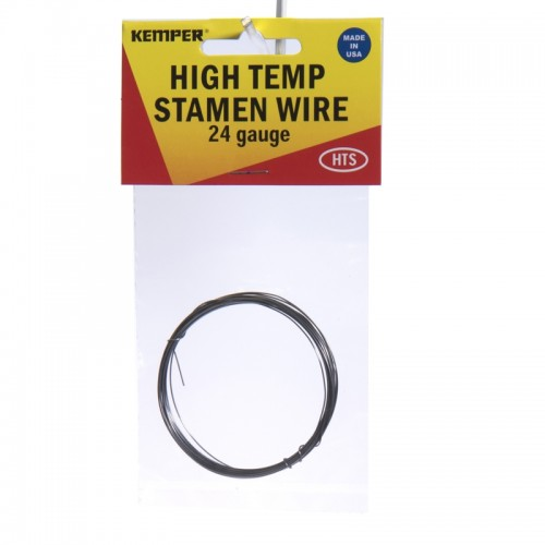 Kemper High Temperature Stamen Wire 24 Gauge
