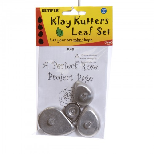 Kemper Cutter Set - Leaf