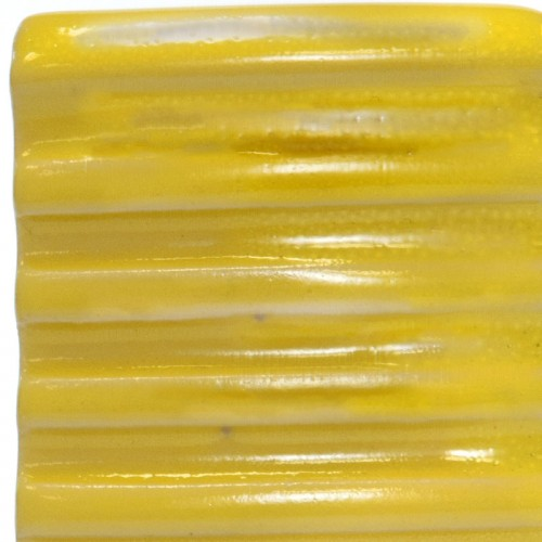 Vitraglaze Stoneware Glaze: Lemon Yellow