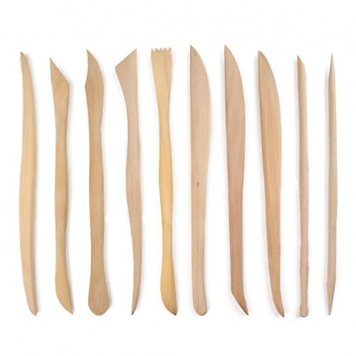 Mini Sculpting Tools - Set of 10