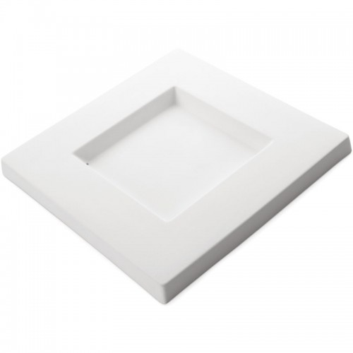 Square Platter Mould 8038 (25cm x 25cm x 1.5cm)