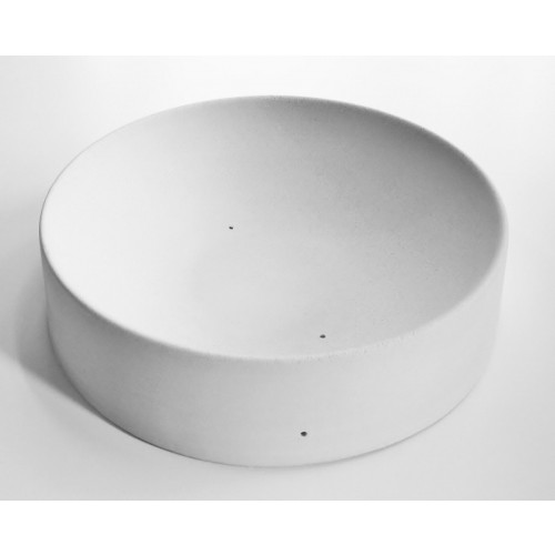 Deep Bowl with Flat Base Mould 8294 (17cm Diameter)