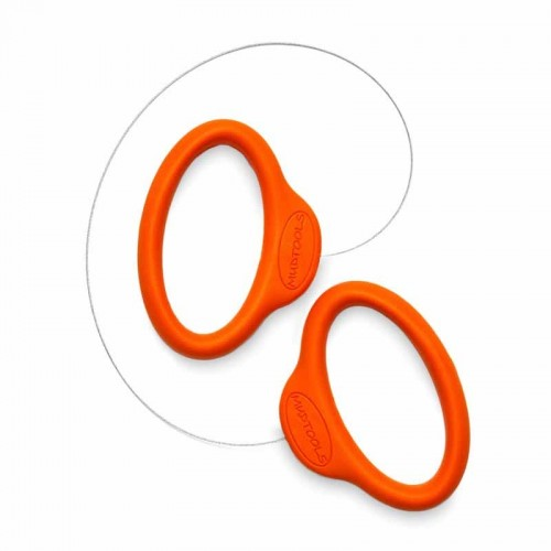 Mudtools Short Orange Mudwire