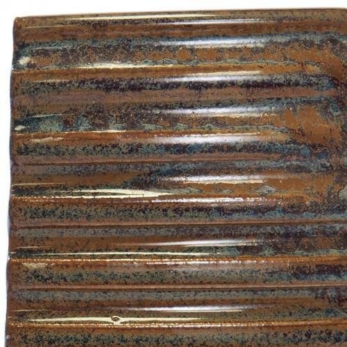 Vitraglaze Stoneware Glaze: Rusty Brown