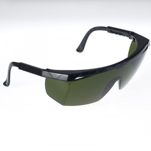 Safety Goggles: Shade 3 Tinted Glasses