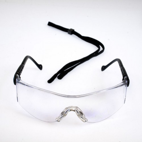 Safety Goggles: Comfort Clear