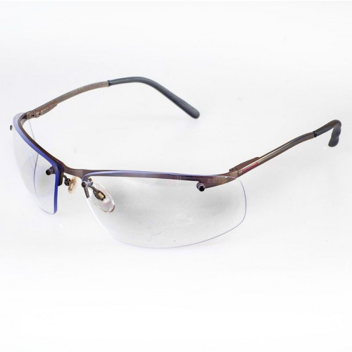 Safety Goggles: Premium Clear Spectacles