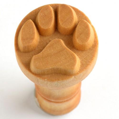 MKM 2.5cm Stamp - Dog Paw
