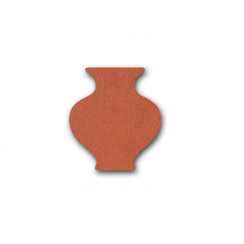 Standard Red Terracotta Grogged - 20% Clay