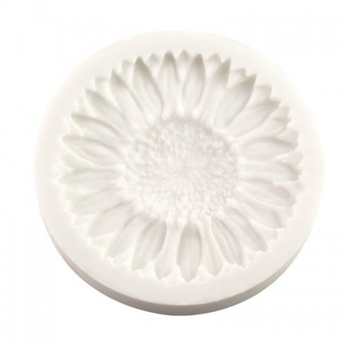 Silicone Mould - Sunflower