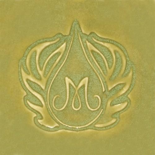 Mayco Stoneware Glaze: Green Opal