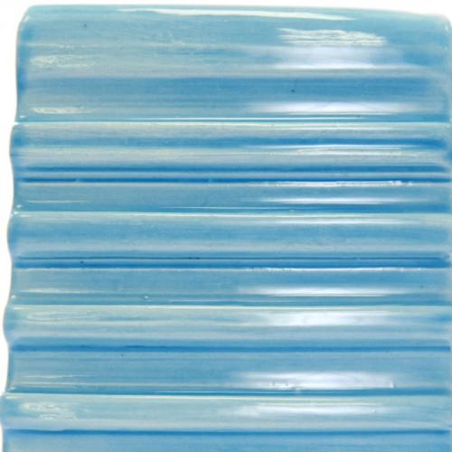 Vitraglaze Earthenware Glaze: Turquoise Blue