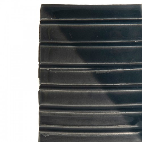 Vitraglaze Earthenware Glaze: Cool Grey Transparent